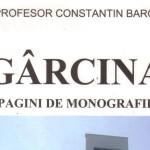 Comuna Gârcina are monografie