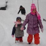 A venit iarna, s-au închis 8 şcoli