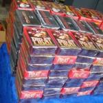 Foc de artificii: 13.000 de petarde confiscate