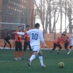 Fotbal: Victorie nervoasă cu Botoşaniul