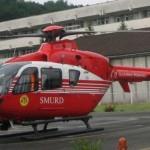 Doi pacienţi salvaţi cu elicopterul