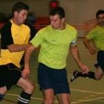 Futsal: Trei zile până la retur
