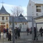 Arestaţii de la Bacău sunt în carantină
