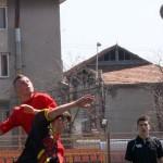 Fotbal: Mai greu decât în campionat