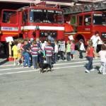 Manifestări de Ziua Pompierilor