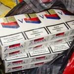 Sucevean prins cu ţigări de contrabandă