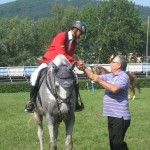 Călărie / Ştefan şi Ogică, echipă de bronz
