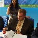 Extindere rețele ApaServ la Roznov și Săvinești