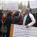 Doar 50 de dascăli pleacă la miting, în Bucureşti