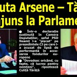 Disputa Arsene – Tărâță a ajuns in Parlament
