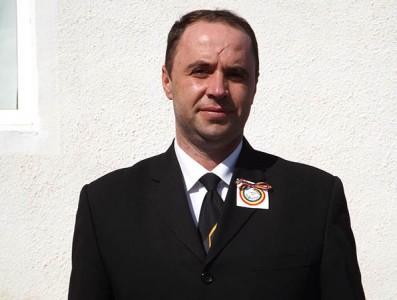 Daniel Lozonschi,primar Brusturi 2