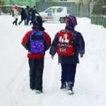 Şcolile din Neamţ, închise din cauza zăpezii!