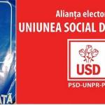 Un alt USD (că a mai fost și prin 1996) / Liderii nemțeni PSD, UNPR, PC – pregătiți pentru europarlamentare