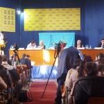 Alegeri la tinerii liberali romaşcani