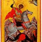 SFÂNTUL GHEORGHE (C. 270 – 303)