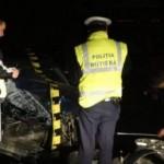 Şapte răniţi  în patru accidente