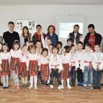Prichindei de la Grădiniţa PP nr. 2 Piatra Neamţ-  cei mai mici pictori iconari din ţară