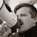 Filaj acuzat de protestatarul Ţuburlui