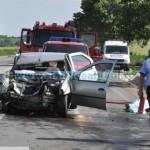 Şapte accidente într-o zi!