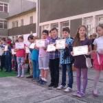 """Festivitate de premiere la Şcoala """"Nicu Albu"""""""