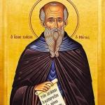 Astăzi este prăznuit Sfântul Cuvios Paisie cel Mare