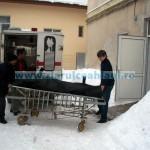 Localnică din Buruienești, găsită moartă în casă