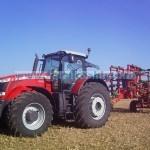 Tina-motorină-tractor