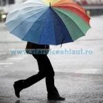 Cod portocaliu de ploi torențiale și inundații!