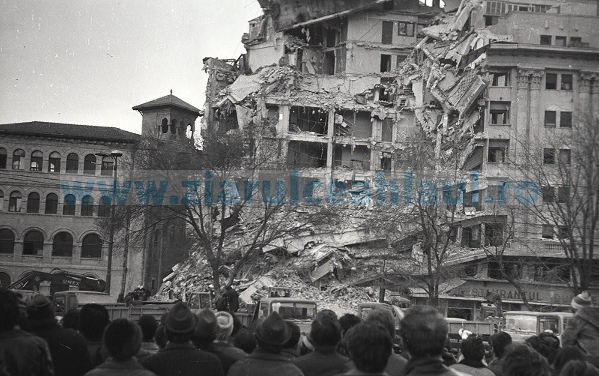 4 MARTIE 1977: Cutremurul care a rescris istoria - Ziarul ...