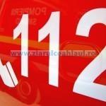 500 de apeluri la 112 în Neamț