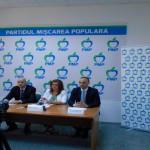"""Ionuț Moroșanu, PMP Piatra Neamț: """"Sub nici o formă nu o vom susține pe Elena Udrea la Parlament"""""""