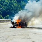 Camion al Jandarmeriei plin cu arme şi muniţii, atacat la Bicaz