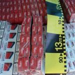 Moldoveancă prinsă cu țigări de contrabandă, în Piatra Neamț