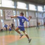 Victorie la 5 goluri pentru juniorii II