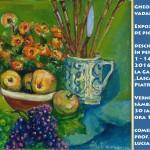 """La Galeriile """"Lascăr Vorel"""",  Vernisajul expoziției de pictură Gheorghe Vadana"""