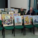 """Avanpremieră la expoziția """"Flori"""" de Dumitru Bezem"""