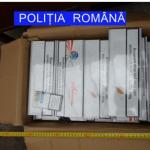 Doi nemțeni prinși cu țigări moldovenești la Români