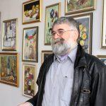 Astăzi, la CAR Pensionari:  O nouă expoziție de pictură Dumitru Bezem