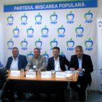 Fuziune încheiată: UNPR nu mai există, a fost absorbit de PMP