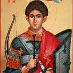 Astăzi,  Sfântul Mare Mucenic Dimitrie, Izvorâtorul de Mir