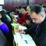 Profesorii admişi intră în concursul de directori