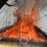 7 incendii de sâmbătă până duminică