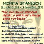 """Simpozion Nichita Stănescu, la Biblioteca Județeană """"G.T. Kirileanu"""" Neamț"""