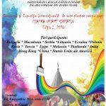 """Concurs și Expoziție Internațională de Arte pentru Copii """"Piatra Neamț creativ"""""""