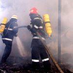 Nemțean cu arsuri grave, după ce i-a explodat butelia în față