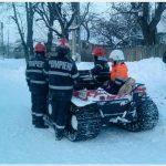 Forțe de intervenție ale ISU Neamț deplasate la Brăila și Buzău