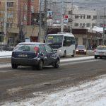 Tot mai multe mașini pe străzi
