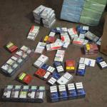 Percheziții la un contrabandist din Gârcina