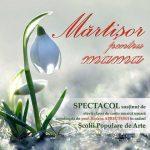 """Astăzi, la sala """"Calistrat Hogaș"""" a Consiliului Județean Neamț  Spectacol al Clasei de canto a Școlii Populare de Arte"""