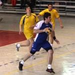 juniori handbal